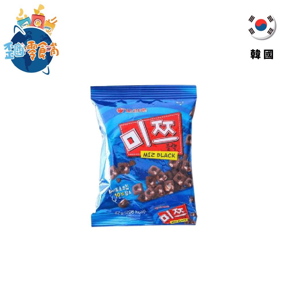 【韓國】 好麗友巧克力棋子方塊42g