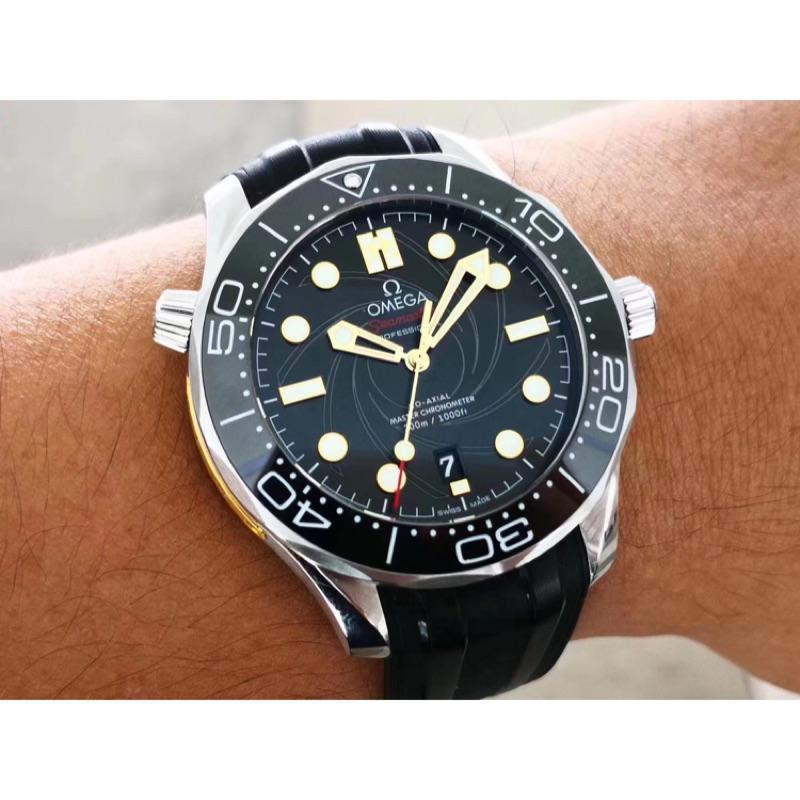 OMEGA海馬潛水300米詹姆士007