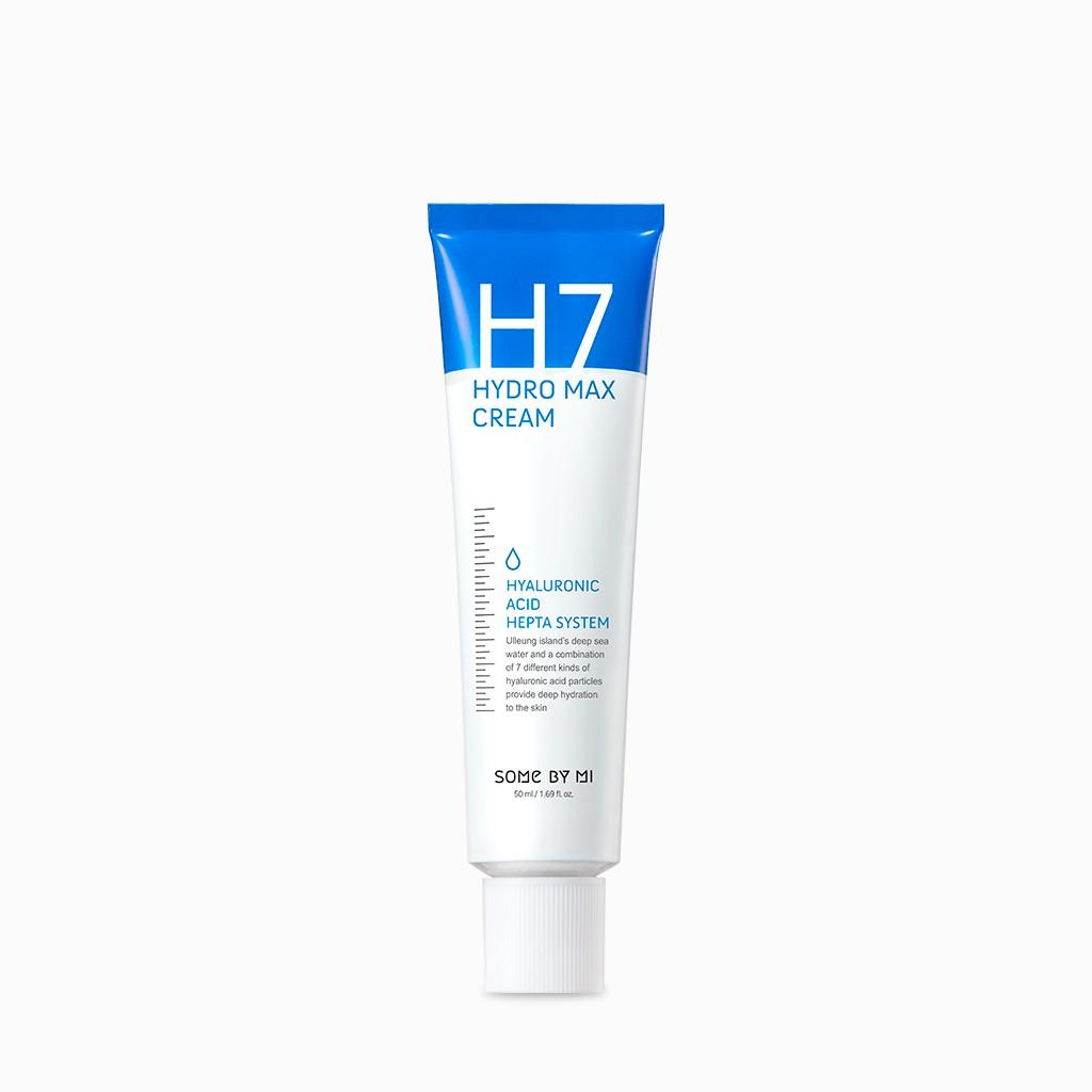 [SOMEBYMI] H7 保濕嫩白面霜 (50ml)