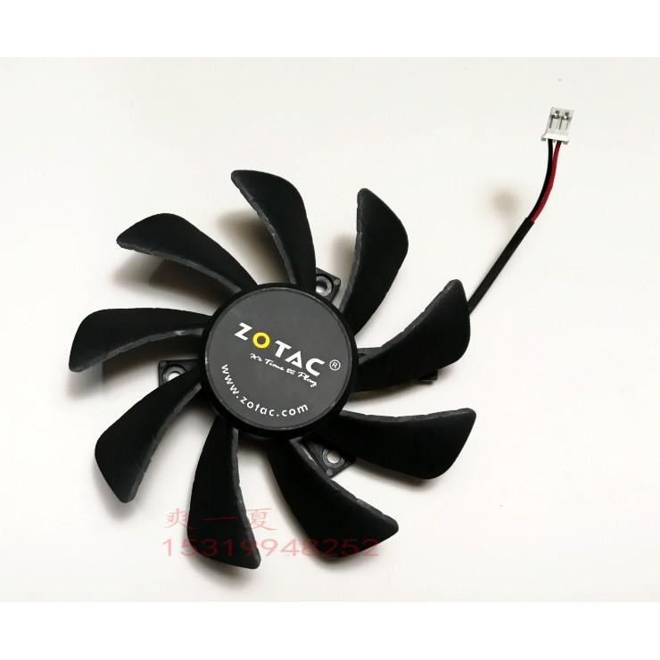 下殺免運 索泰(ZOTAC)GTX1060 Mini 3G版 1050 1050Ti顯卡風扇 單 雙風扇
