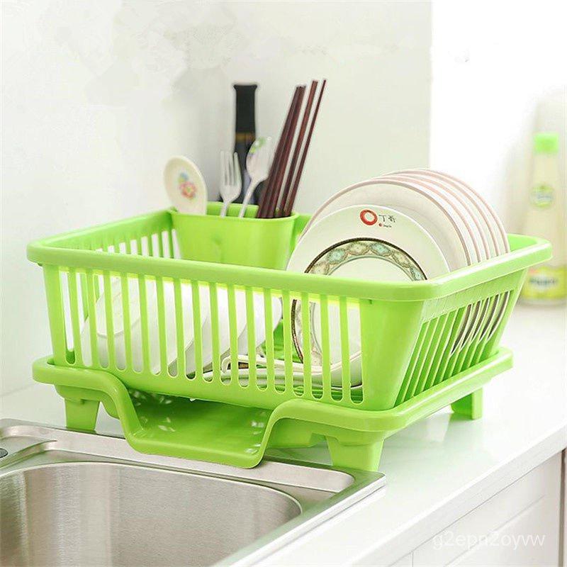 9月新貨碗架中號大號碗架廚房用品瀝水碗架廚房碗盤置物架碟筷子收納架g2epn2oyvw unGl