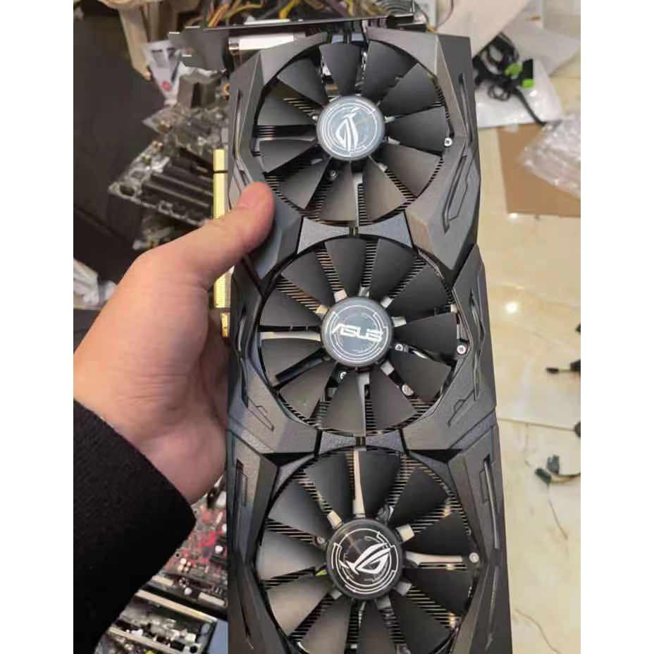Nvidia 圖形 - 華碩 gtx1080 a8g 華碩 Rog 的故障