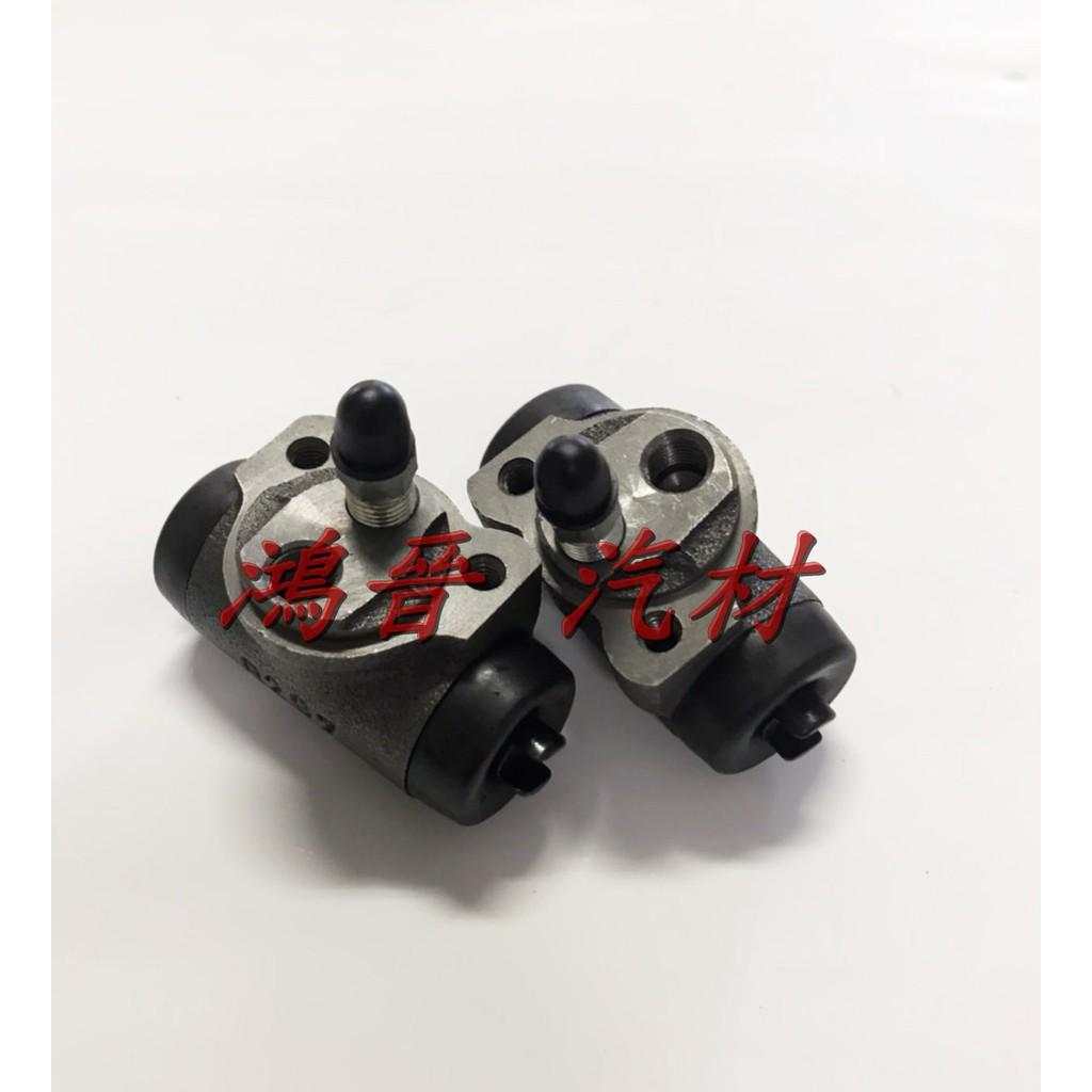 ※鴻晉汽材※三菱 PAJERO PININ煞車分泵.後煞車分邦.後分泵.後鼓分泵(一對) 全新外銷件!
