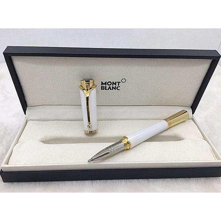 【全套禮盒包裝】MONTBLANC萬寶龍王妃系列 簽字筆 墨水鋼筆 旋轉原子筆 寶珠筆 辦公筆 簽名筆 鋼珠筆 送禮名筆