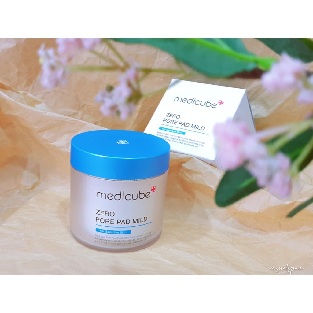 Medicube ZERO 毛孔爽膚棉 溫和版毛孔爽膚棉 2.0 ZERO毛孔爽膚棉攜帶