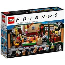 <全新> LEGO Friends Central perk 老友記 中央公園咖啡館21319
