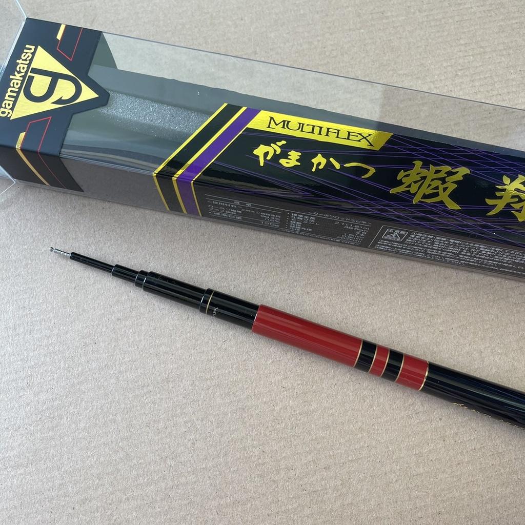 附保證書 日本 GAMAKATSU 蝦翔 二代 EBI FLY 210 7尺 蝦竿 6/7尺 釣蝦  蝦竿 二代