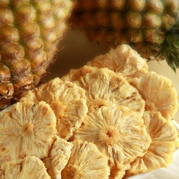 【愛花果】鳳梨乾 天然無添加 健康又美味