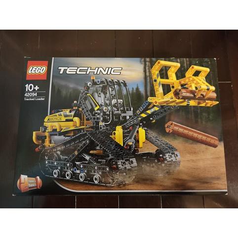WD  樂高 Lego 42094 履帶式裝卸機