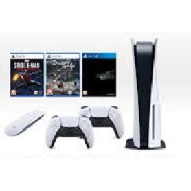 預購 3~4月出貨 PS5 光碟版主機 數位板主機 PlayStation5 台灣公司貨 全新未拆ps5Ps5 一定到貨