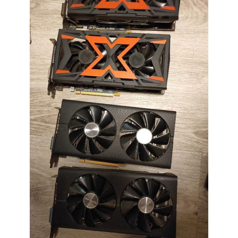 RX588 6卡8卡 算力18x_24x