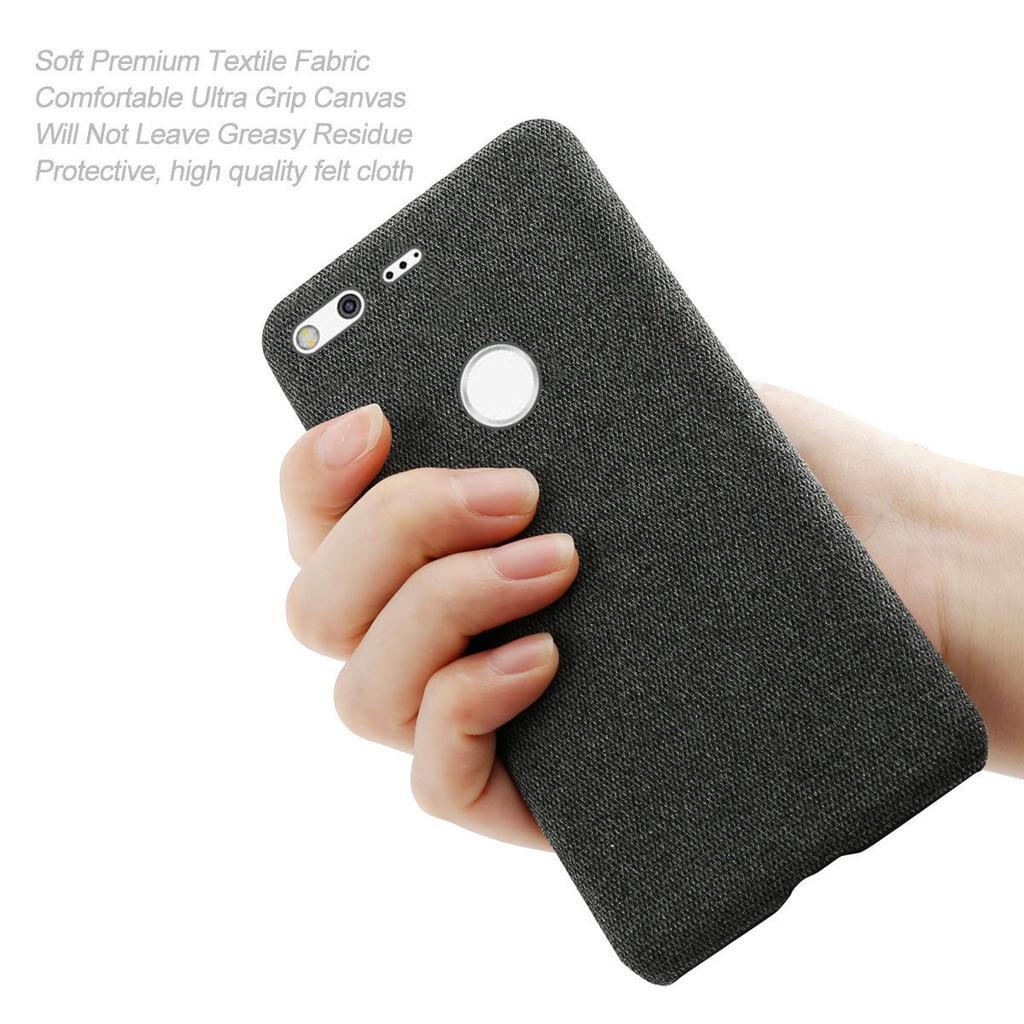 保護套 ☽谷歌pixel 1代官方同款布紋手機殼布面織物Google pixel xl保護套