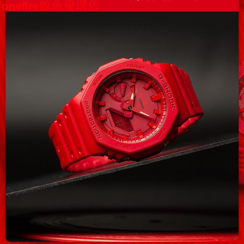 🌸🌸台灣現貨免運喔🌸🌸卡西歐casio g shock G-Shock Ga-2100-1A Ga2100 防