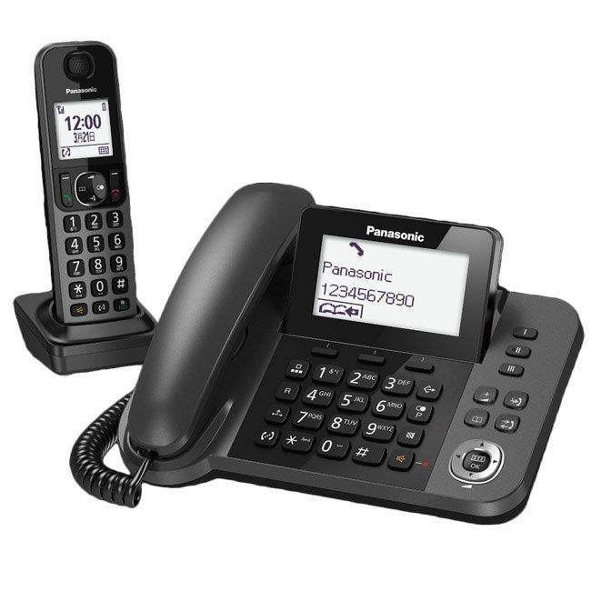 Panasonic國際牌 日本製 親子機DECT數位無線電話 KX-TGF310TWJ