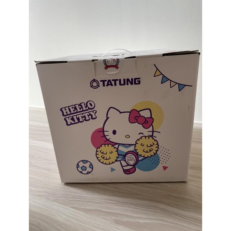 大同Hello Kitty11人份不鏽鋼大同電鍋 TAC-11L-NWKT