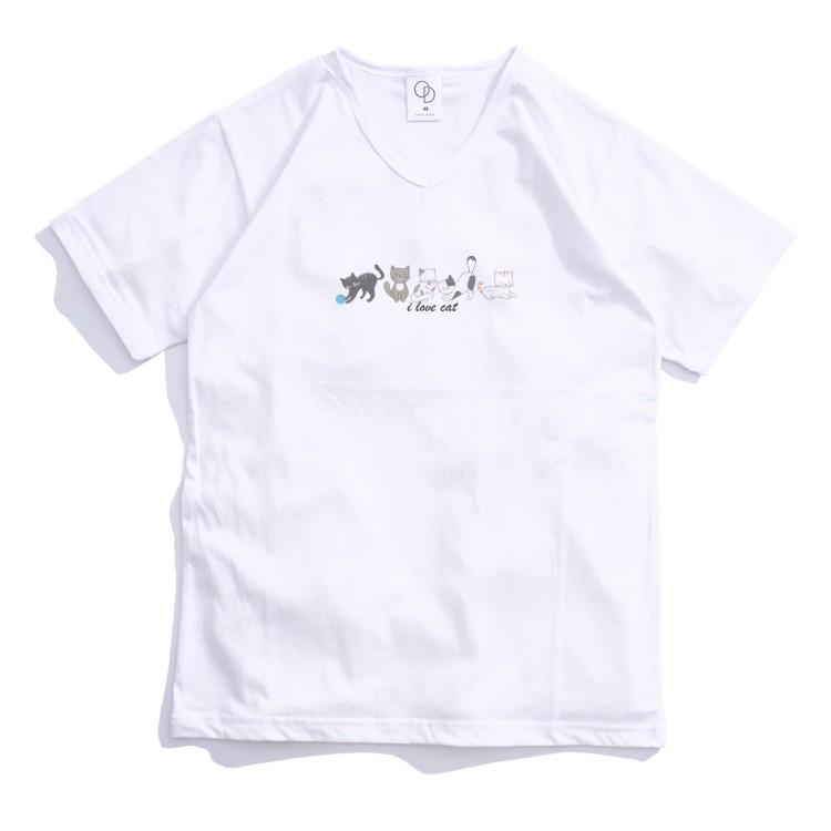 ONE DAY 台灣製 161C307 素V領素T 寬鬆衣服 短袖衣服 衣服 T恤 短T 素T 寬鬆短袖 短袖T恤