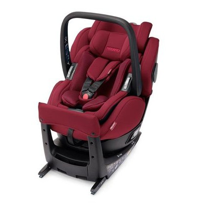 【德國代購】Recaro汽車安全座椅 Salia Elite i-Size Select Garnet Red 2021