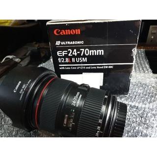 Canon EF 24-70mm F2.8 L ll USM 大三元標準變焦鏡皇《第二代》 新北市