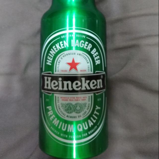 Heineken 海尼根 紀念瓶 綠色