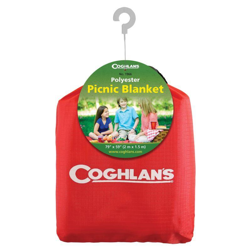 Coghlans #1966 Picnic Blanket 輕量野餐墊 紅