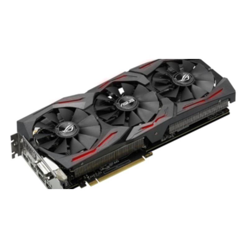 華碩 ROG 電競顯示卡 STRIX GeForce GTX 1060 6G 中古的