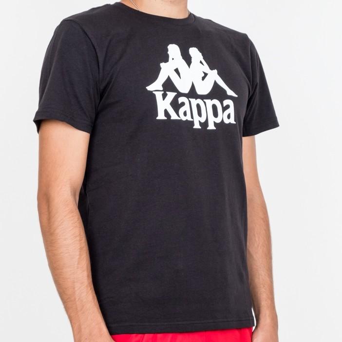 KAPPA 大Logo 短Tee 黑色 男款 303LRZ0 現貨