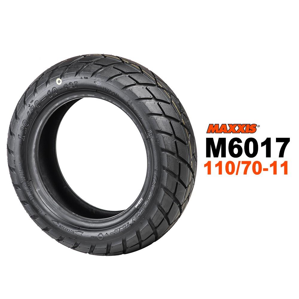 MAXXIS 瑪吉斯輪胎 M6017 110/70-11
