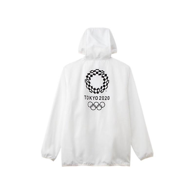 代購2020 東京奧運帕運 LOGO風衣連帽外套。三種顏色