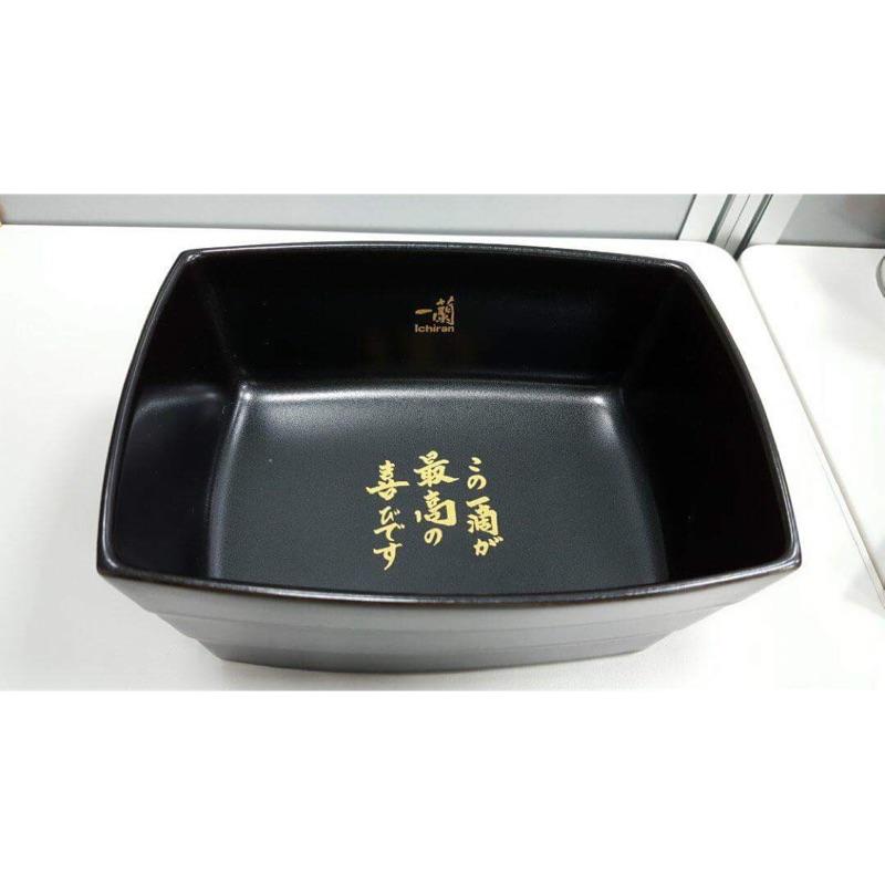 日本 拉麵名店 [一蘭拉麵] 福岡限定 陶瓷碗 拉麵店用同款 一蘭泡麵可用 非賣品 稀少