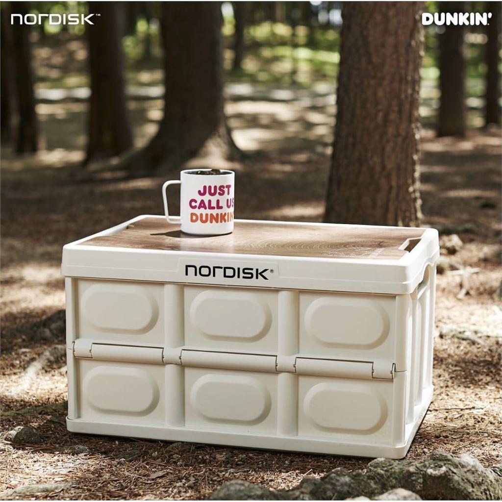 半幄大白熊戶外收納箱nordisk露營家居折疊整理箱車用後備儲物箱