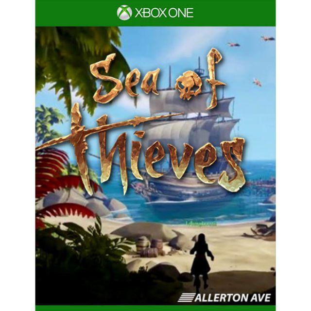 【初代電玩數位】XBOX ONE 刷卡 超商繳費 盜賊之海 Sea of Thievs 中文版 數位帳號版