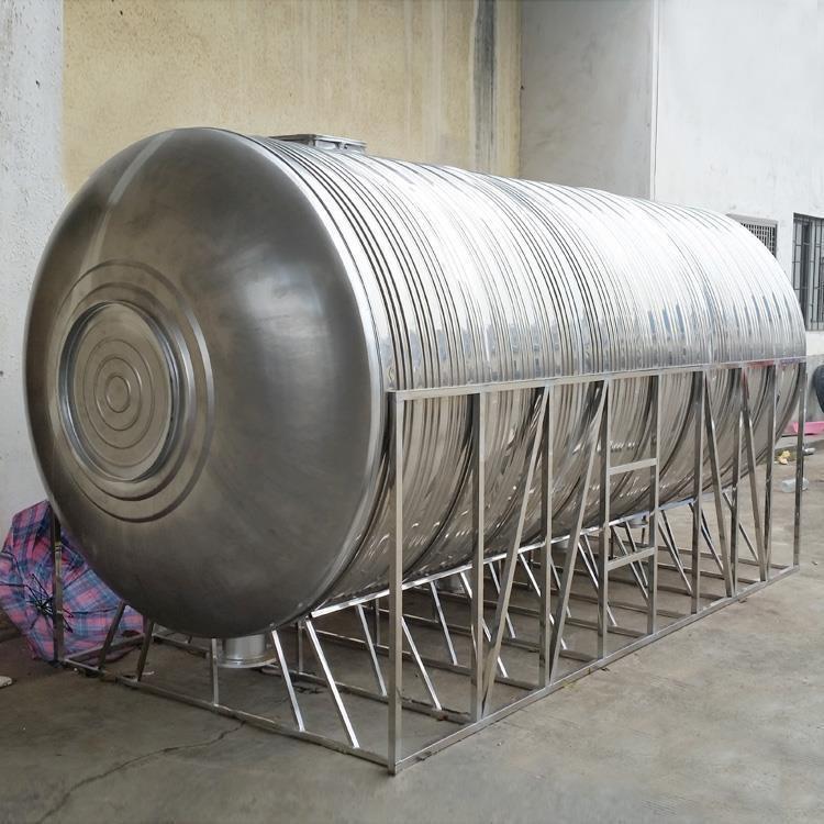 熱賣 .不銹鋼水箱304家用圓形蓄水桶商用水桶儲水罐不銹鋼水塔儲水桶