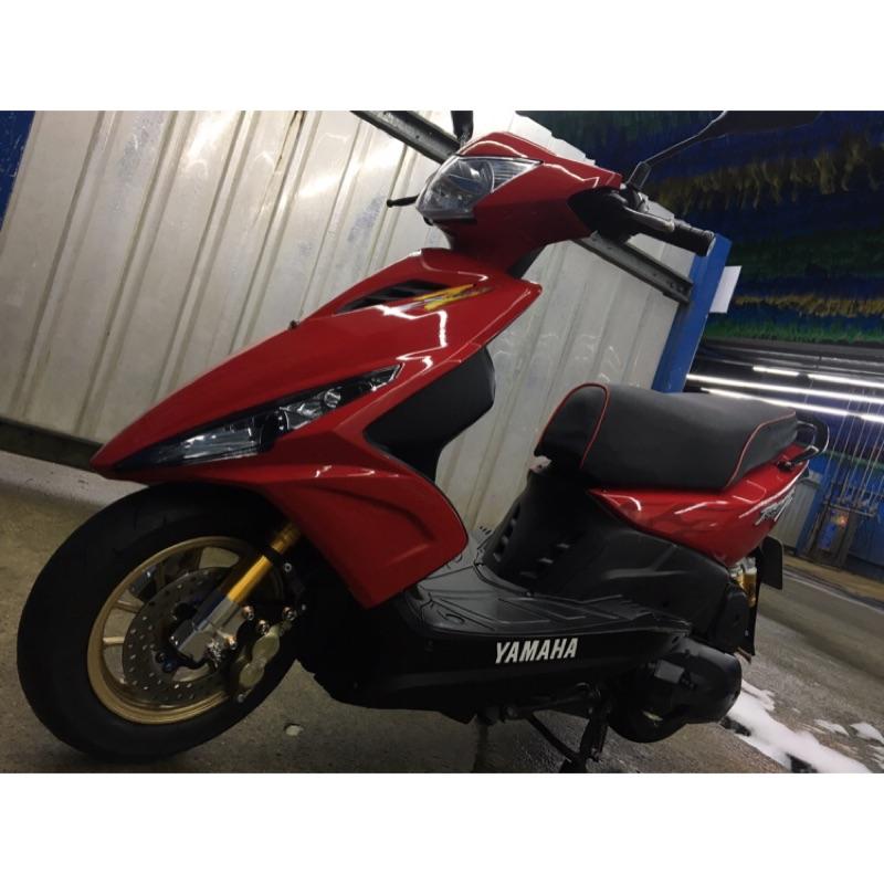 Yamaha Rsz100