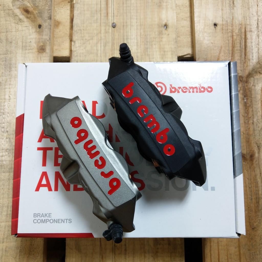 Brembo M4 1098 鑄造一體式 輻射卡鉗 100mm 108mm 全新品