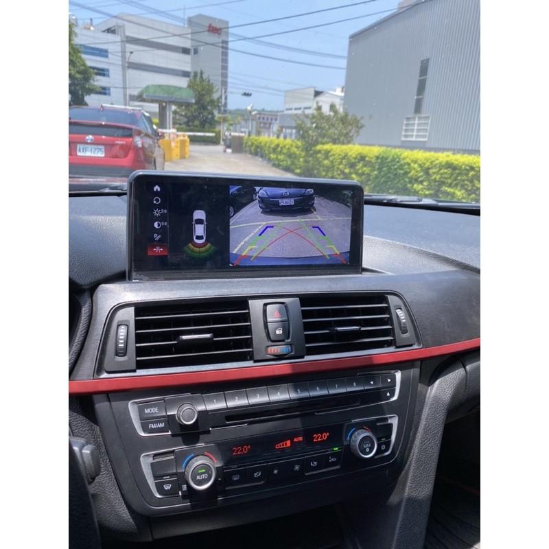 BMW F30 ,F31,F10,F11換裝10.25吋專用安卓主機,1920*720螢幕解析度,而且內建carplay