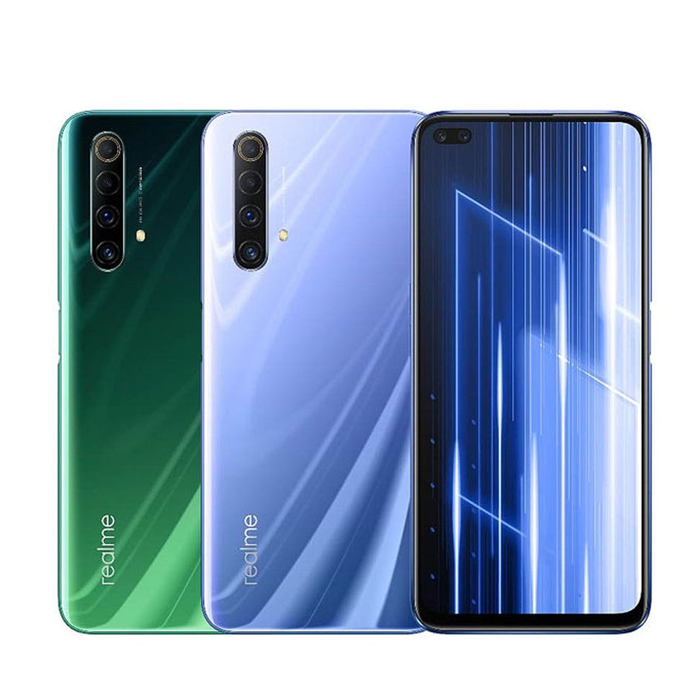 realme X50 (8G/128G) 6.57 吋 雙卡雙待手機 5G智慧手機
