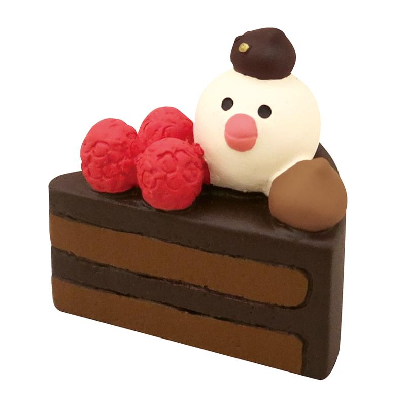 【DECOLE  concombre】草莓巧克力情人節/文鳥蛋糕