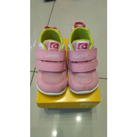 moonstar  月星 女童鞋 學步鞋 13cm