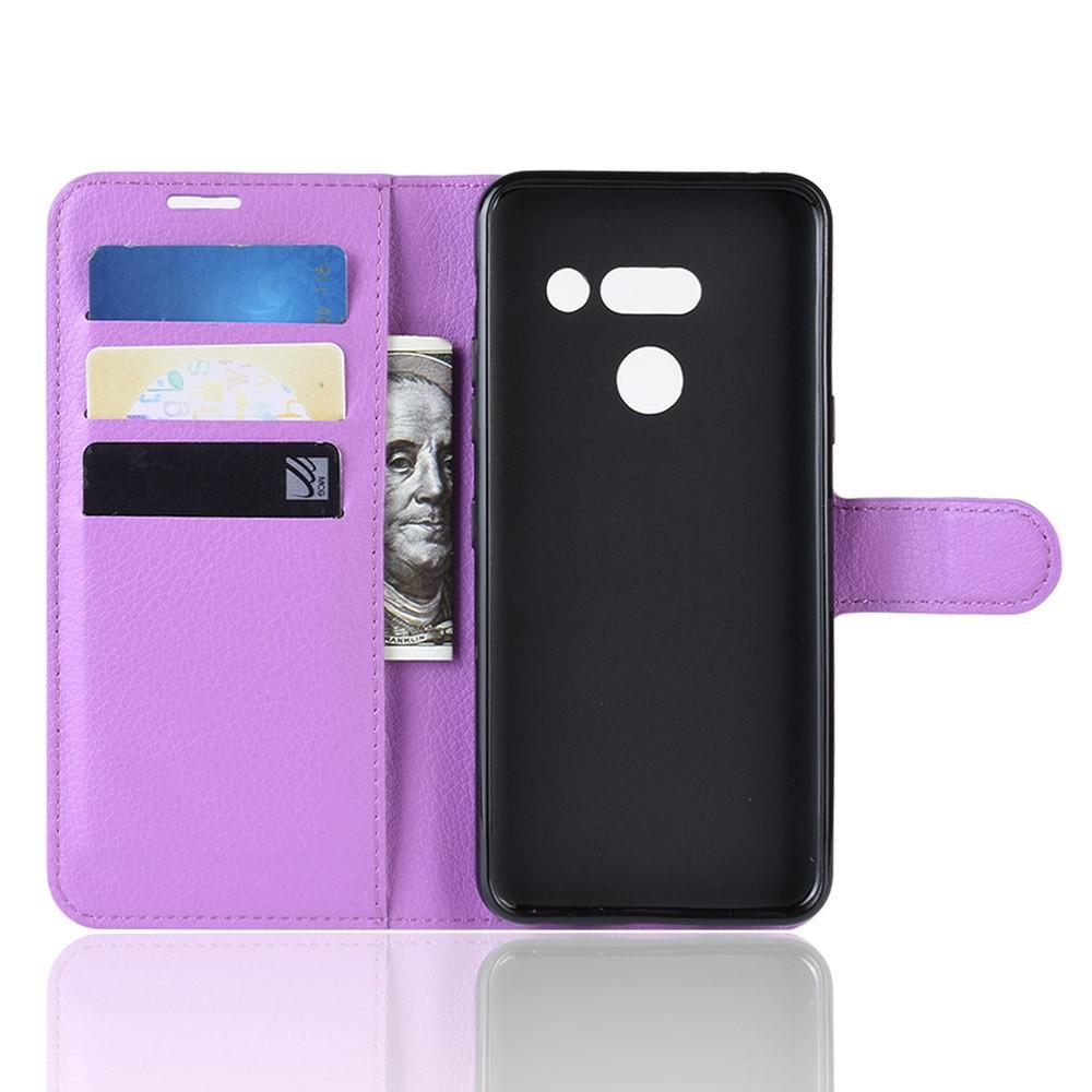 適用於 LG G8 ThinQ G820N G820V 6.1 '' 錢包 Filp 手機殼
