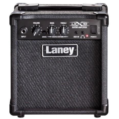 Laney 電吉他音箱 LX10 10W 【覺醒音樂】