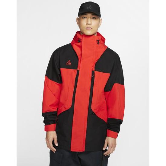 夏天才有的好康 Nike ACG Gore-Tex 外套 黑紅