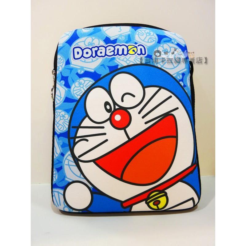 SUPER日式卡通精品小叮噹 多啦a夢 哆啦a夢平板電腦保護包 筆電保護包