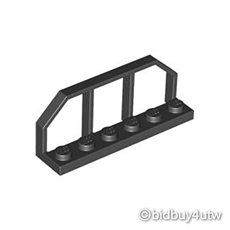 LEGO零件 變形平板磚 6583 黑色 658326【必買站】樂高零件