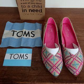 搬家出清-TOMS女鞋.平底鞋.全新真品 新北市