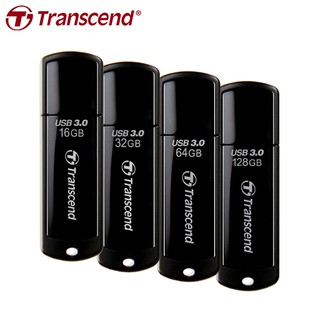 Transcend 創見 JetFlash 700 32G 64G 128G USB3.1 黑色高速 隨身碟 保固公司貨 台北市