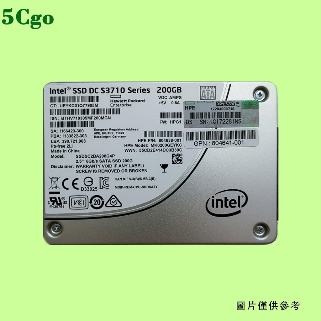 5Cgo intel S3610 S3710 200G 480G 800G 960G 1.2T 1.6T固態硬碟SSD