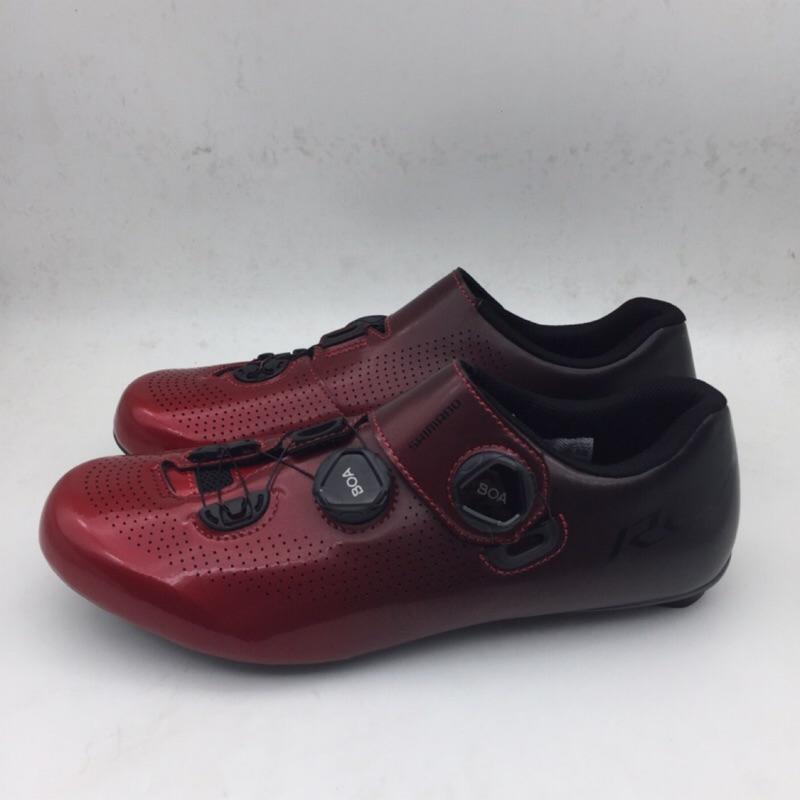 SHIMANO RC701 RC7 卡鞋 紅色