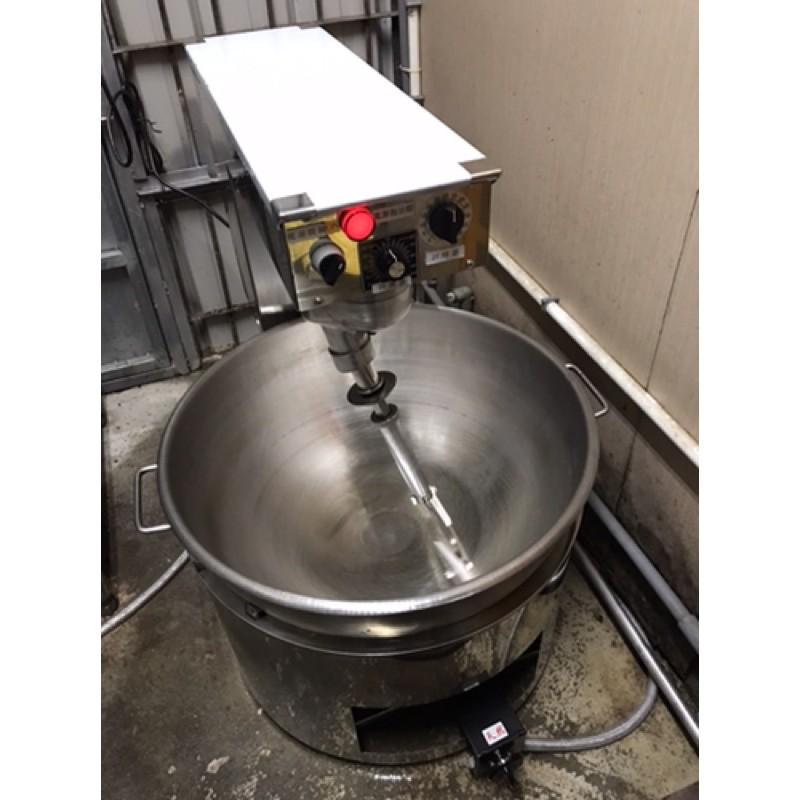 桌上型30L抬頭式炒食機
