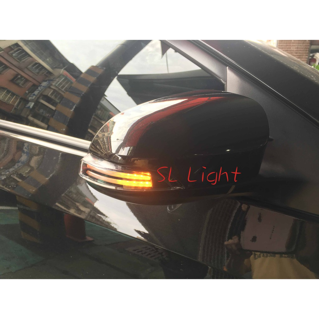 SL光電精品~TOYOTA 11代 ALTIS 跑馬流水 後照鏡方向燈 Camry Prius C Yaris Vios