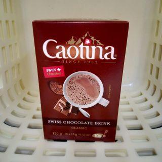 Caotina可提娜頂級瑞士巧克力粉150g(分享包10入)🇨🇭 高雄市